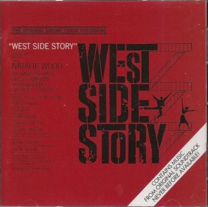 Bernstein, Leonard West Side Story - The Original Sound Track CD