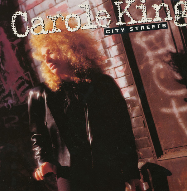 King, Carole City Streets Vinyl