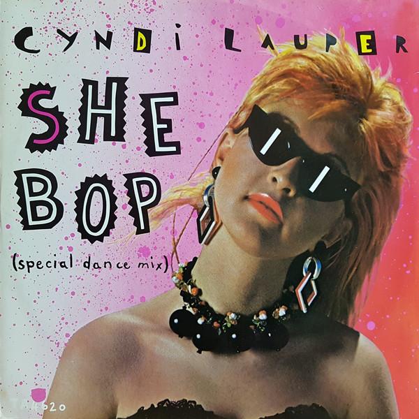 Lauper, Cyndi She Bop