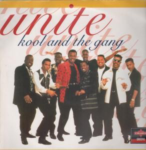 Kool and the Gang Unite Vinyl