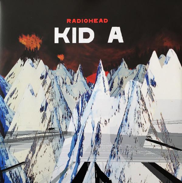 Radiohead Kid A Vinyl