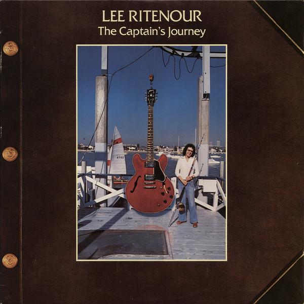 Ritenour, Lee The Captain's Journey Vinyl