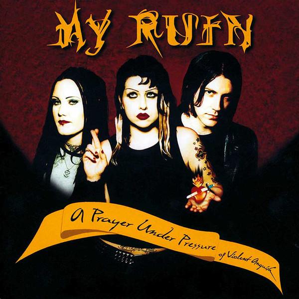My Ruin A Prayer Under Pressure of Violent Anguish