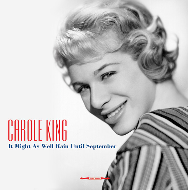 King, Carole It Might As Well Rain Until September Vinyl