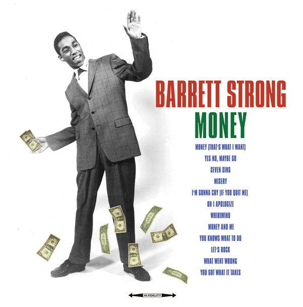 Strong, Barrett Money