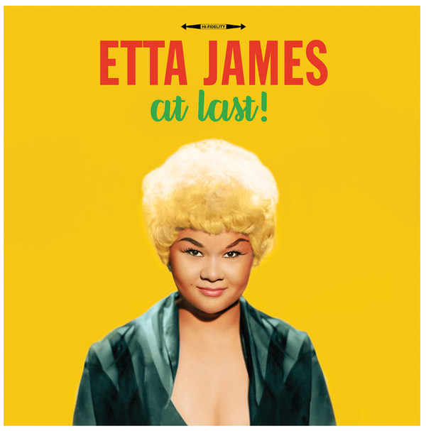 James, Etta At Last!