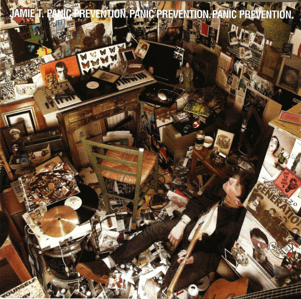 Jamie T Panic Prevention CD