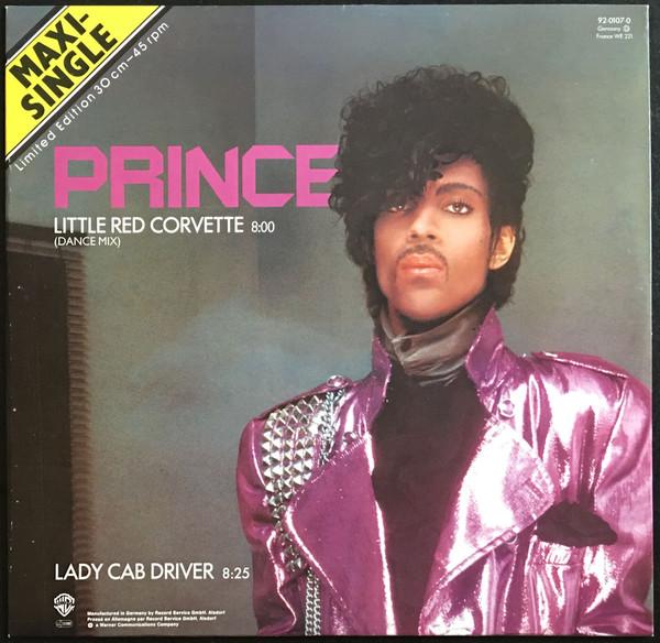 Prince Little Red Corvette (Dance Mix)