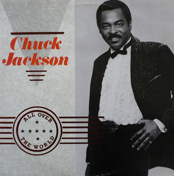 Jackson, Chuck All Over The World Vinyl