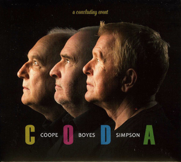 Coope Boyes & Simpson CODA CD