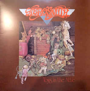 Aerosmith Toys In The Attic Vinyl