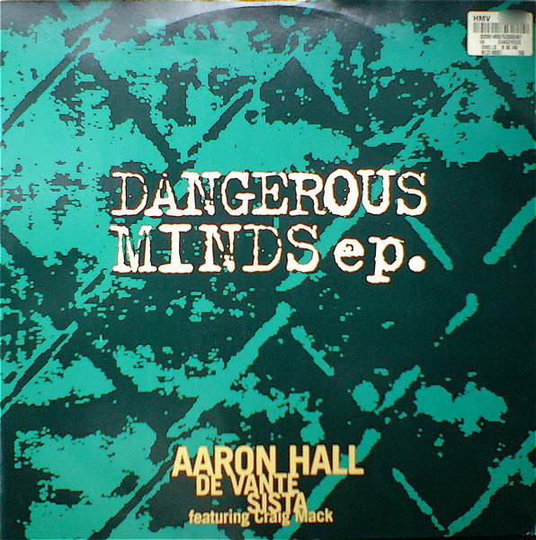 Various Dangerous Minds EP Vinyl