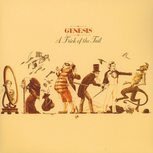 Genesis A Trick Of The Tail