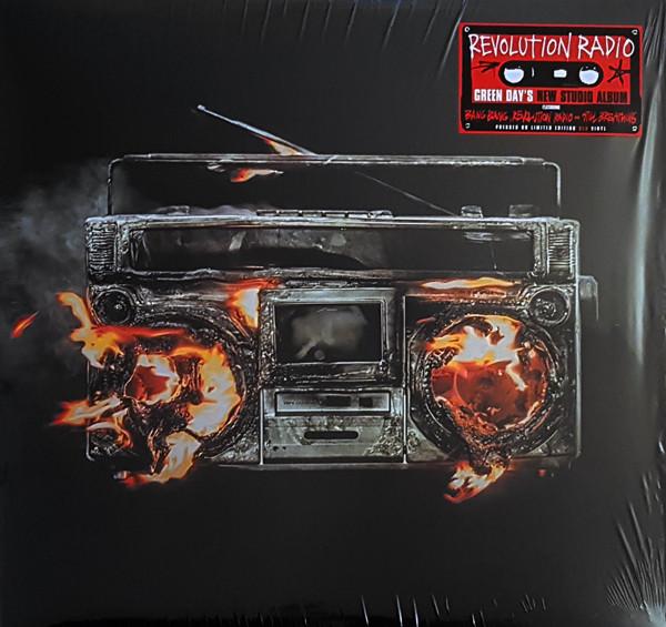 Green Day Revolution Radio Vinyl