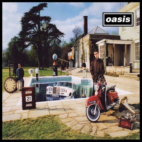 Oasis Be Here Now Vinyl