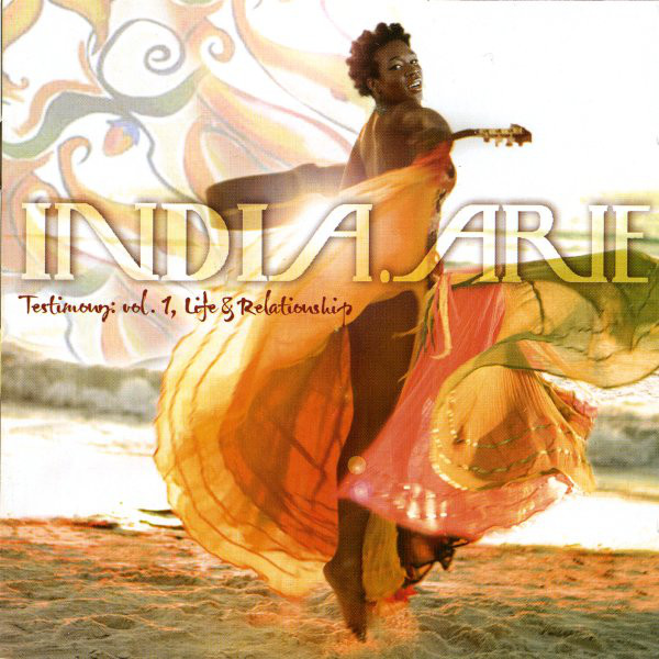 India Arie Testimony : vol.1, Life & Relationships CD
