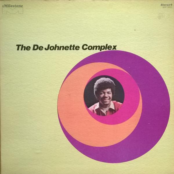 De Johnette, Jack The De Johnette Complex Vinyl