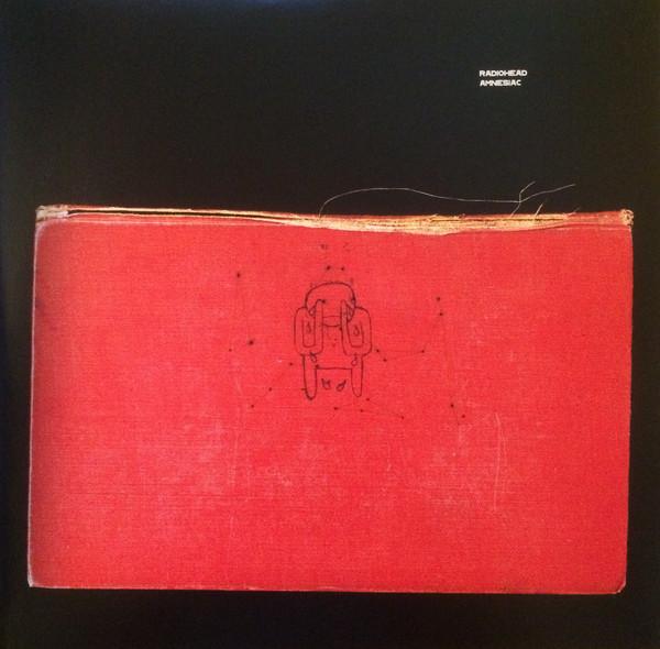Radiohead Amnesiac Vinyl
