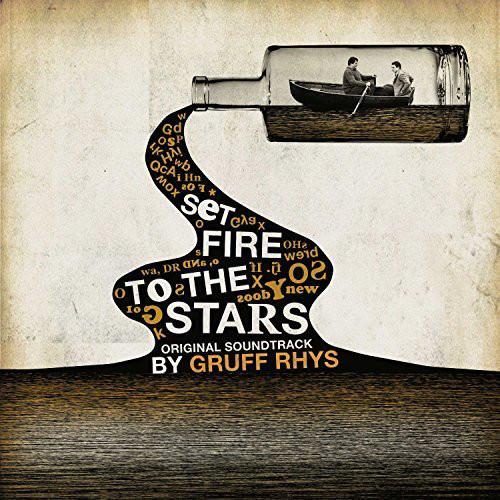 Gruff Rhys Set Fire To The Stars - Original Soundtrack Vinyl