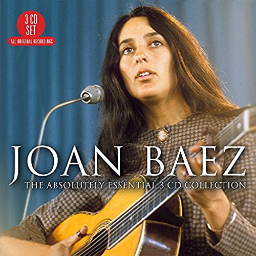 Baez, Joan The Absolutely Essenitial 3 CD Collection