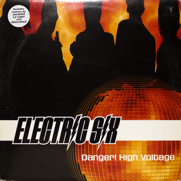 Electrix Six Danger! High Voltage Vinyl
