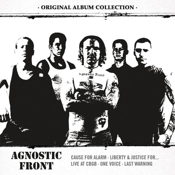 Agnostic Front Original Album Collection