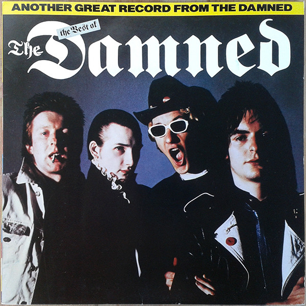 The Damned  The Best Of