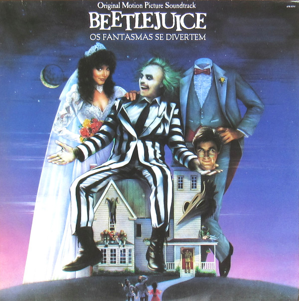 Elfman, Danny Beetlejuice (Original Motion Picture Soundtrack)