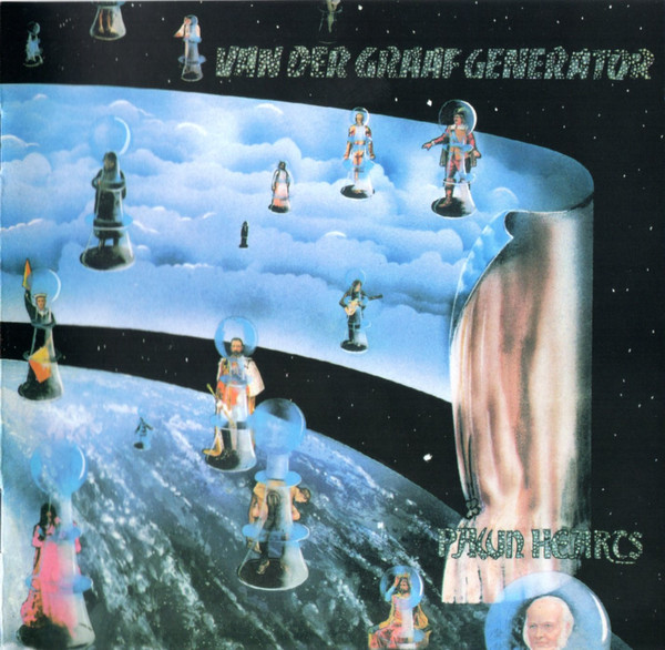 Van Der Graaf Generator Pawn Hearts Vinyl