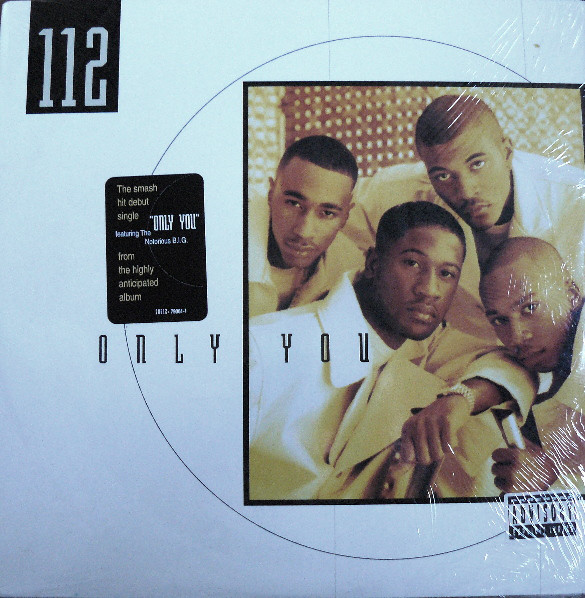 112 Featuring The Notorious B.I.G. Only You Vinyl