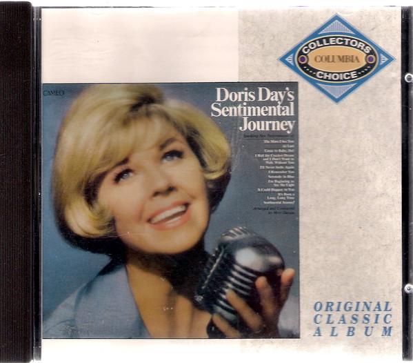Day, Doris Doris Day's Sentimental Journey Vinyl