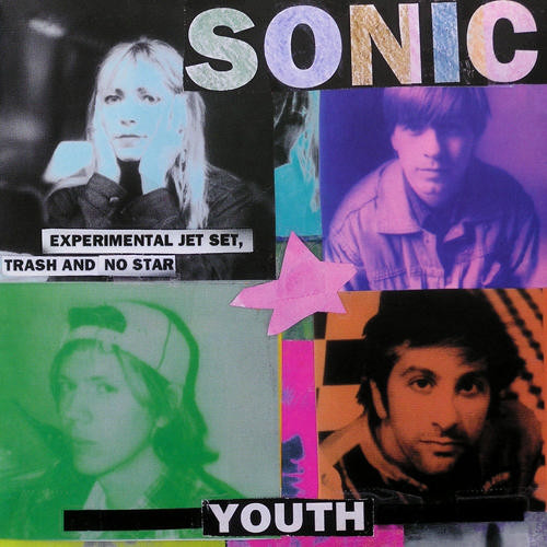 Sonic Youth Experimental Jet Set, Trash And No Star Vinyl