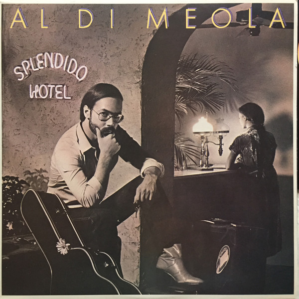 Di Meola, Al Splendido Hotel Vinyl