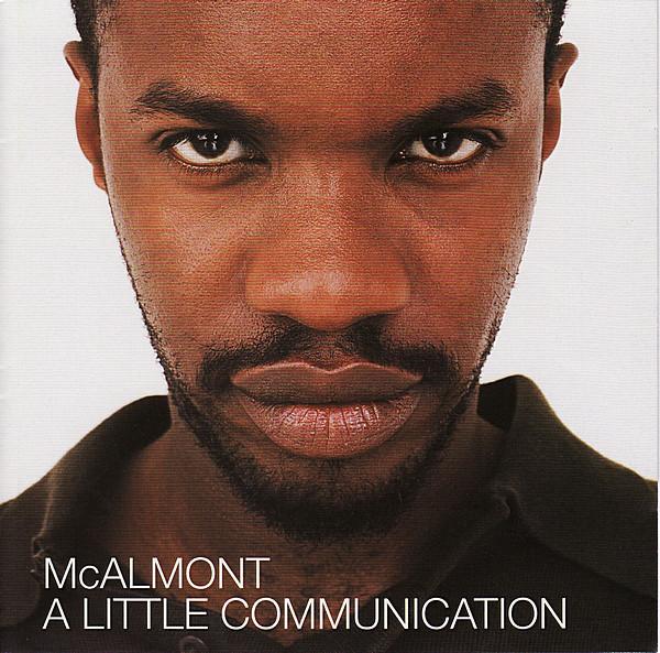 McAlmont A Little Communication CD