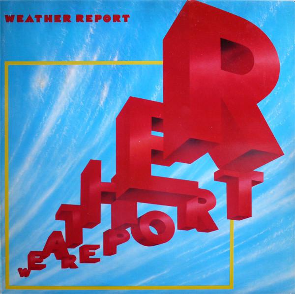 Weather Report Weather Report Vinyl