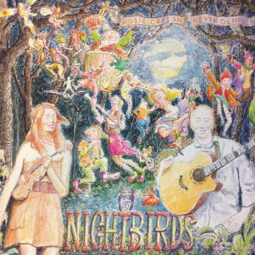 Rosie Carson & Kevin Dempsey Nightbirds Vinyl