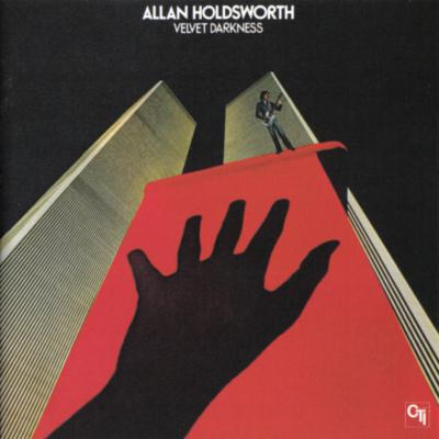Holdsworth, Allan Velvet Darkness Vinyl