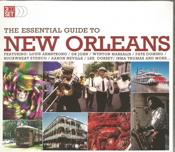 Various The Essential Guide To New Orleans