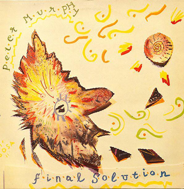 Murphy, Peter Final Solution Vinyl