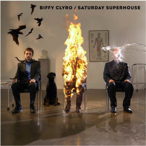 Biffy Clyro Saturday Superhouse