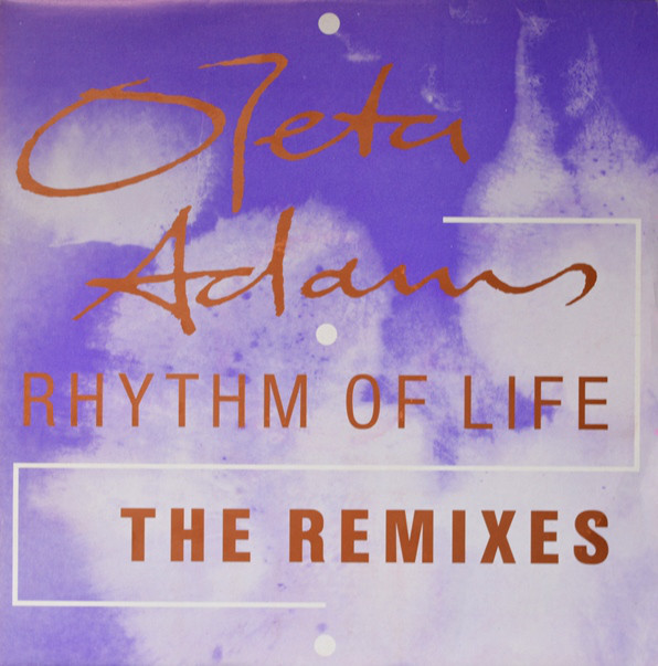 Adams, Oleta Rhythm Of Life (The Remixes) Vinyl