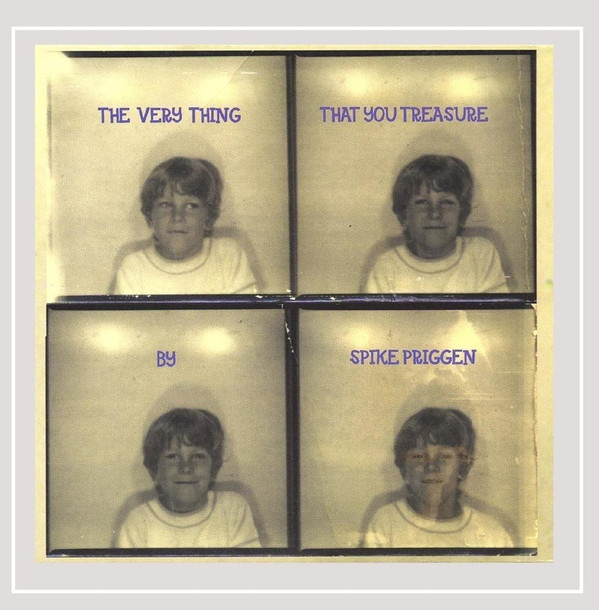 Priggen, Spike The Very Thing You Treasure CD