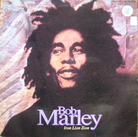 Bob Marley & The Wailers Iron Lion Zion Vinyl