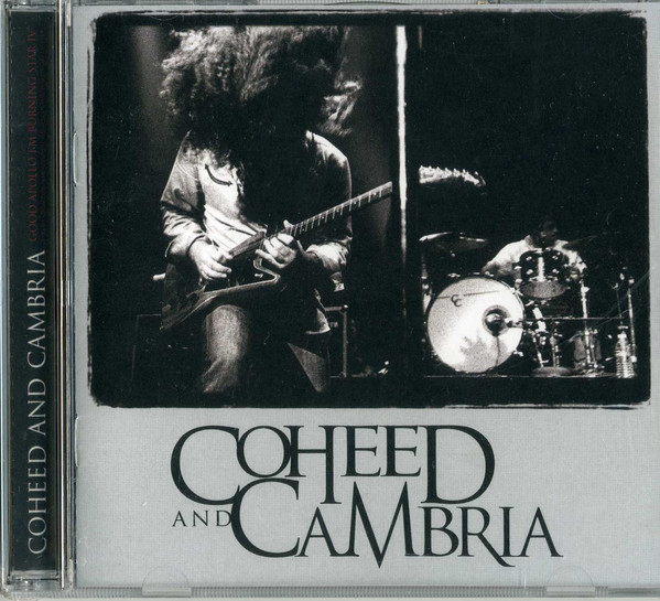 Coheed And Cambria Good Apollo I'm Burning Star IV: Vol I: Special Edition DVD