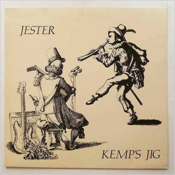 Jester Kemp's Jig Vinyl