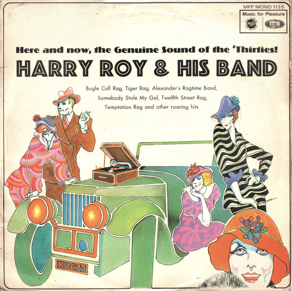 Harry Roy & His Band Hotcha-Ma-Cha-Cha! Vinyl
