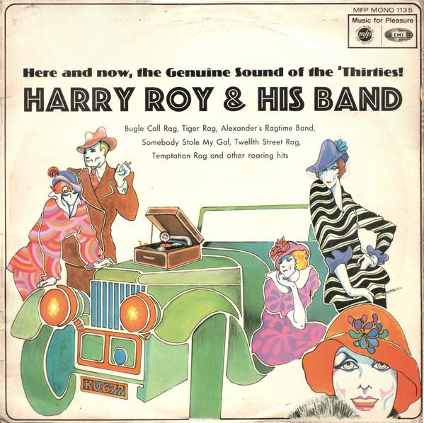 Harry Roy & His Band Hotcha-Ma-Cha-Cha!