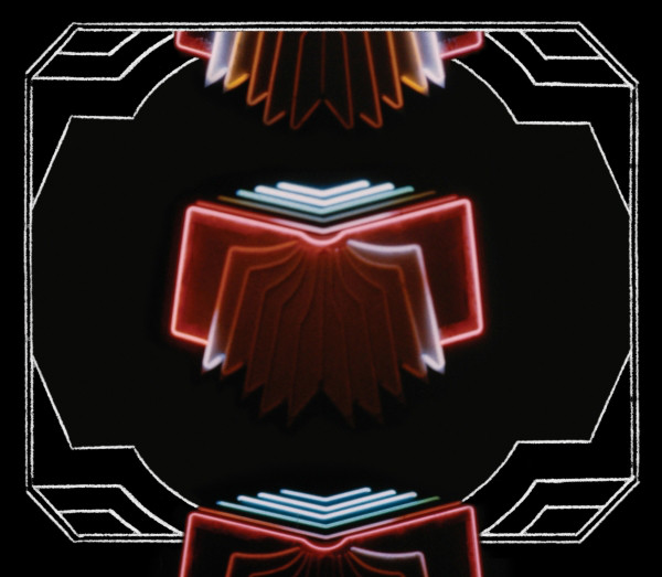 Arcade Fire Neon Bible CD