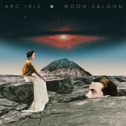 Arc Iris Moon Saloon CD