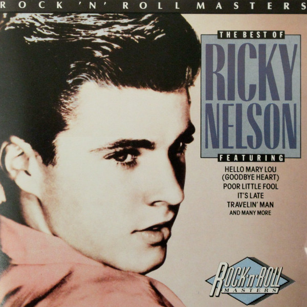 Nelson, Ricky The Best Of Ricky Nelson CD
